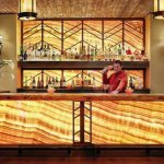 Backlit Bar & Wall Cladding