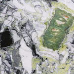 Marble Verde Bianco